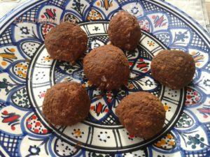 Les bonnes boulettes de Mamie Jeanne (recette sucrée)