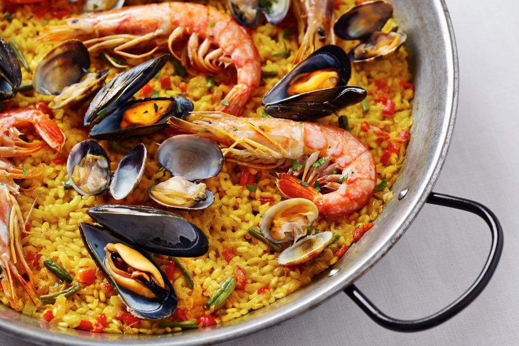 La Paella : Une bonne recette pour cet été !
