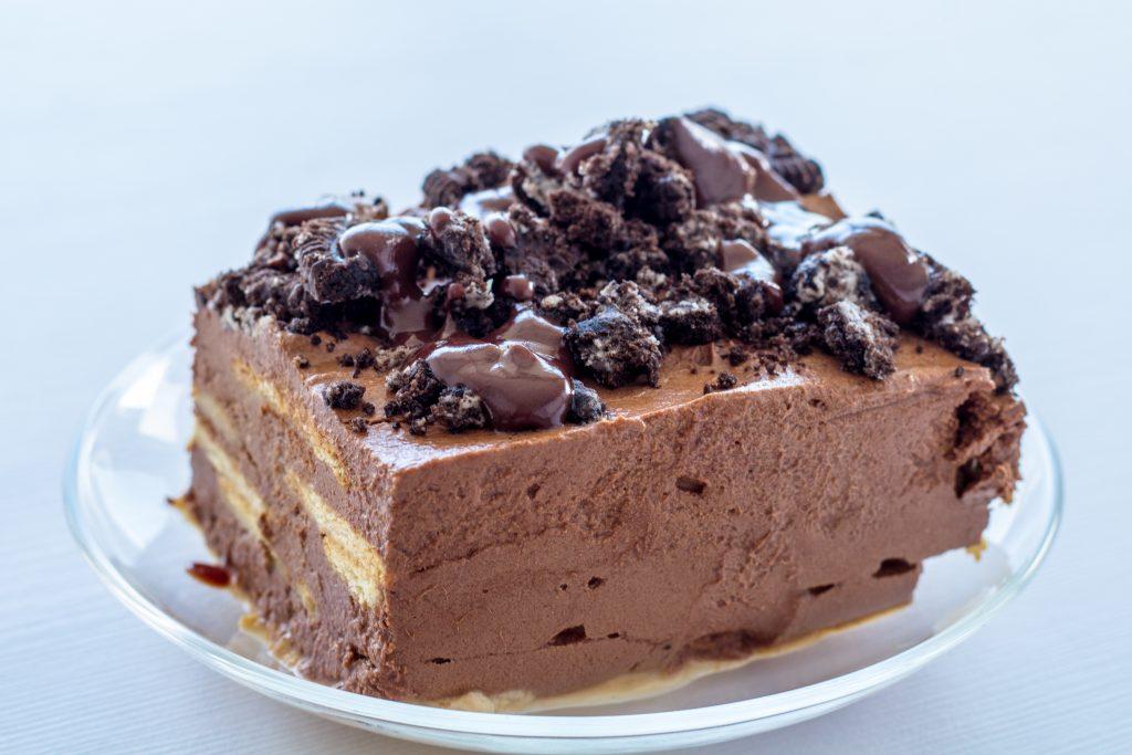 La marquise au chocolat