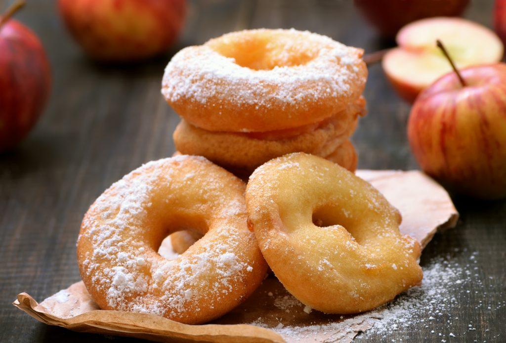 Beignets de pommes (recette facile)