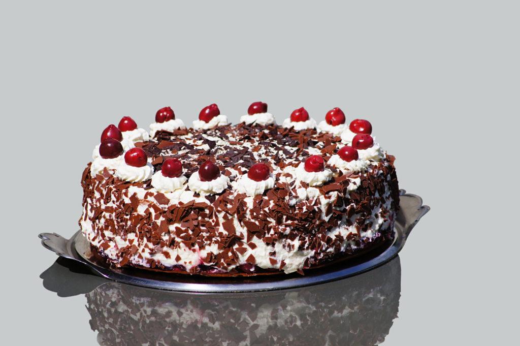Gâteau de la forêt noire