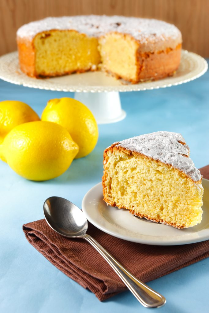 Cake aux citron
