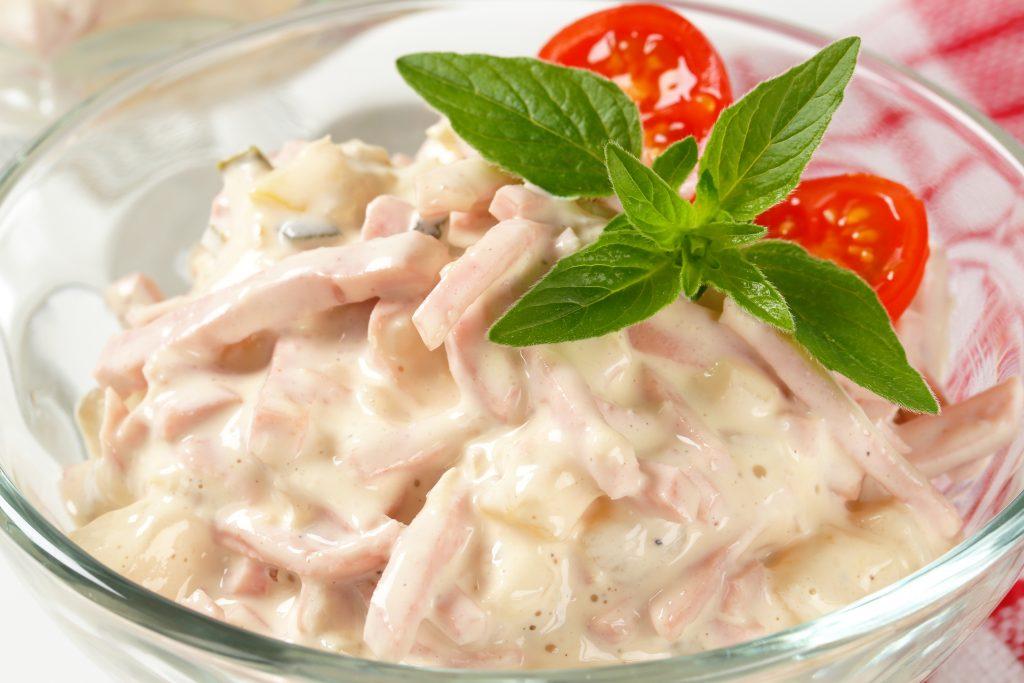 Salade piémontaise de mamie Jeanne