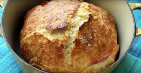 Un pain délicieux, comme à la boulangerie