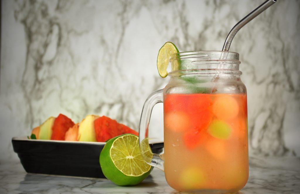Recette : la sangria au melon : un pur délice d'été!