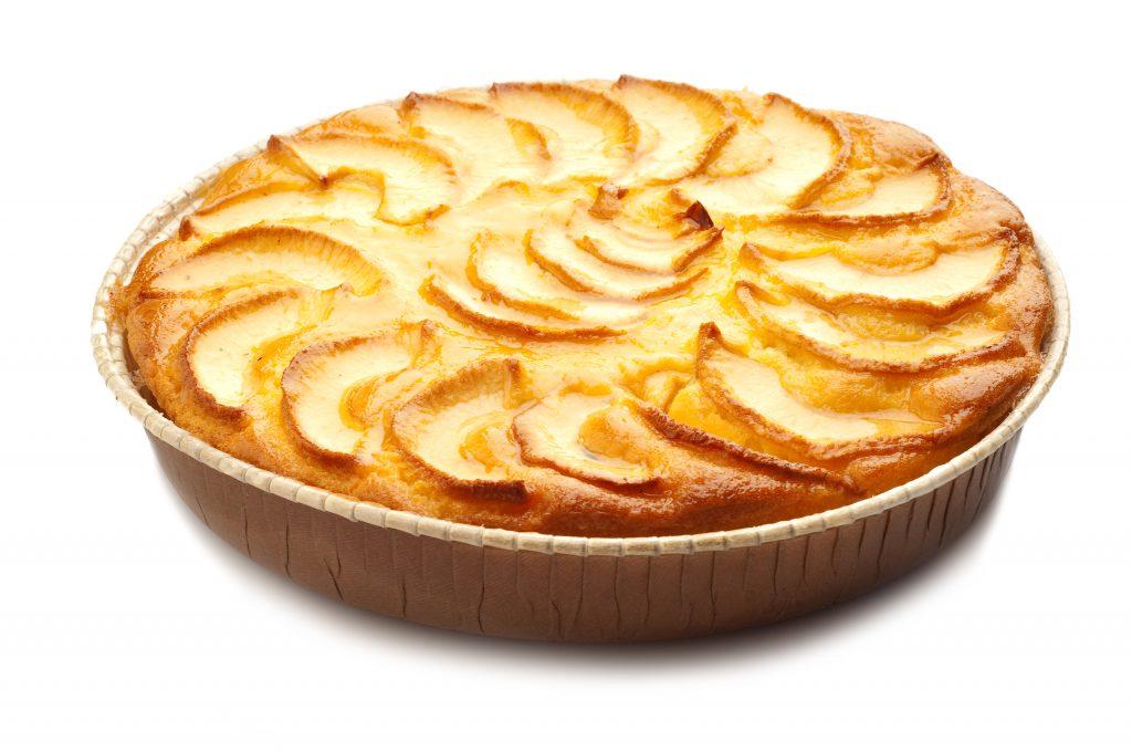 Tarte aux pommes et compote de pommes