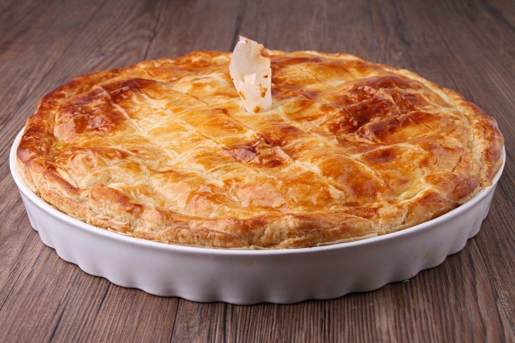Pâté Bourbonnais (Auvergne)
