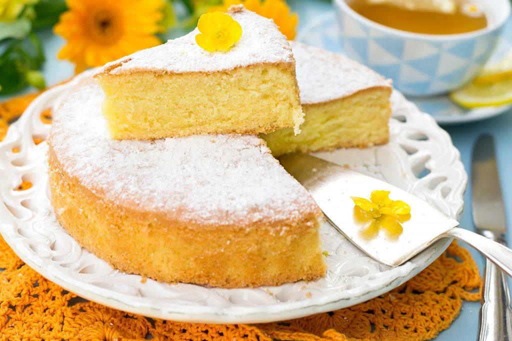 Gâteau Italien (très léger)