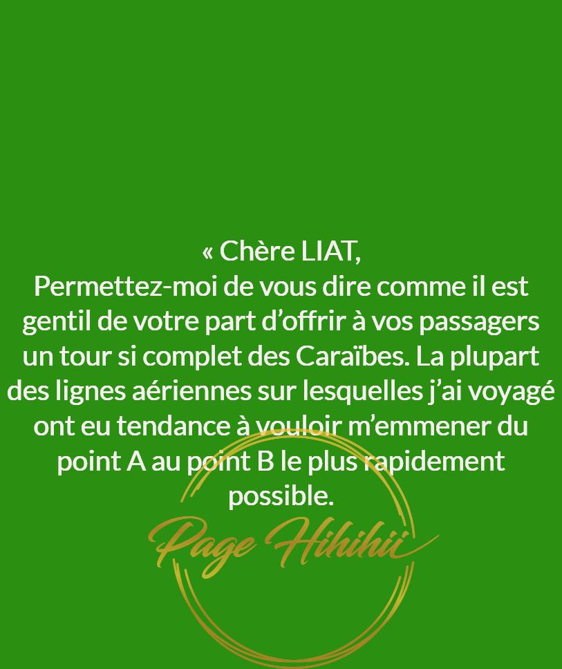 Lettre d'un voyageur a sa compagnie Aérienne. MDRRRR